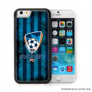 Licensed A-League Sydney FC Case for iPhone 6+/6S+ - Grunge