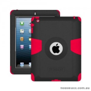 Trident Kraken AMS Heavy Duty Case For iPad Mini - Red
