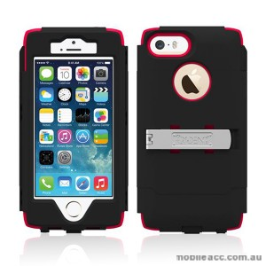 Trident Kraken AMS Heavy Duty Case for iPhone 5 - Red