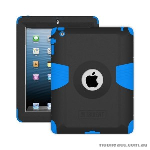Trident Kraken AMS Heavy Duty Case for iPad 2/3/4 - Blue