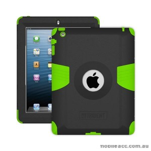 Trident Kraken AMS Heavy Duty Case for iPad 2/3/4 - Green