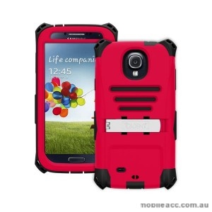 Trident Kraken AMS Heavy Duty Case for Samsung Galaxy S4 - Red