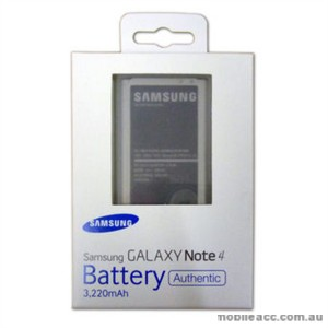 Official Genuine Original Battery For SAMSUNG GALAXY NOTE 4