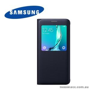 Original Samsung Galaxy S6 edge plus S View Cover Black