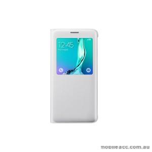 Orignial Samsung Galaxy S6 edge plus S View Cover White