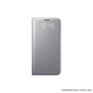 Samsung Galaxy S7 edge LED View Cover Silver