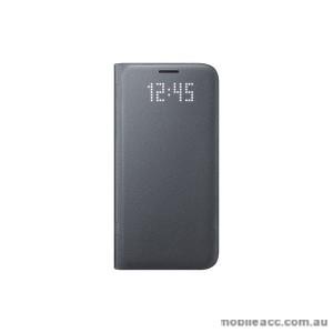 Samsung Galaxy S7 edge LED View Cover Black