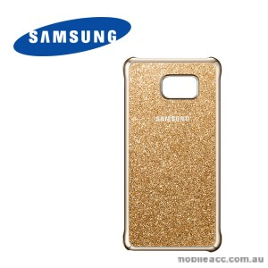 Original Samsung Galaxy Note 5 Glitter Cover Gold