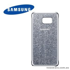 Original Samsung Galaxy Note 5 Glitter Cover Silver