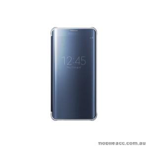 Original Samsung Galaxy S6 edge plus Clear View Cover Black