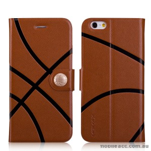 Momax Basketball Wallet Case Cover for iPhone 6/6S