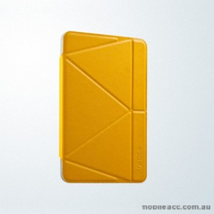 Momax The Core Foldable Smart Cover for iPad Mini / Mini 2 - Yellow