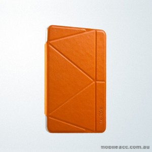 Momax The Core Foldable Smart Cover for iPad Mini / Mini 2 - Orange