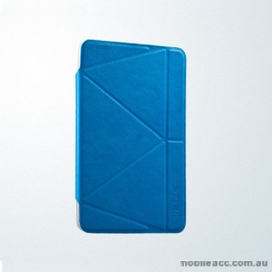 Momax The Core Foldable Smart Cover for iPad Mini / Mini 2 - Blue