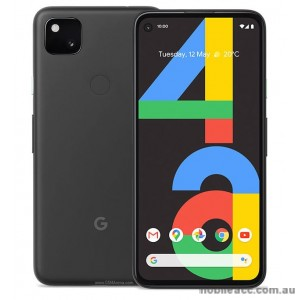 2.5D Tempered Glass Screen Protector For Google Pixel 4A  Clear