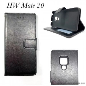 Wallet Pouch Huawei  Mate 20 BLK