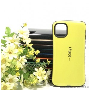 ifaceMall  Anti-Shock Case For iPhone 12 5.4inch  Yellow