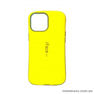ifaceMall Anti-Shock Case For iPhone 13 Pro MAX  6.7inch  Yellow