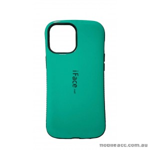 ifaceMall Anti-Shock Case For iPhone 13 Pro 6.1inch  Mint Green