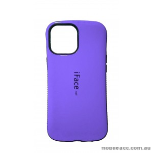 ifaceMall Anti-Shock Case For iPhone 13 Pro 6.1inch  Purple