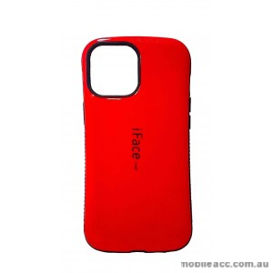 ifaceMall Anti-Shock Case For iPhone 13 Pro 6.1inch  Red