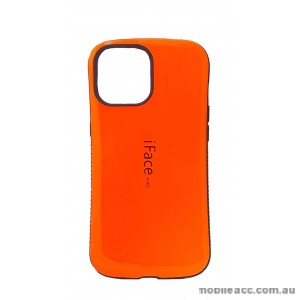 ifaceMall Anti-Shock Case For iPhone 13 6.1inch  Orange