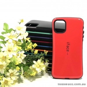 ifaceMall  Anti-Shock Case For iPhone 12 6.1inch  Red