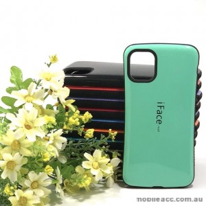 ifaceMall  Anti-Shock Case For iPhone 12 6.7inch  Mint Green