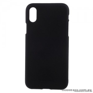 SR Soft Feeling  Jelly  for iphone X  XS  BLK