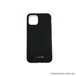 Hana Soft feeling Case For  iphone XIS MAX  6.5' 2019  BLK