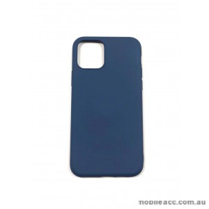 Hana Soft feeling Case For  iphone XIS MAX  6.5' 2019  Blue