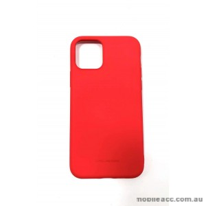 Hana Soft feeling Case For  iphone XIS MAX  6.5' 2019  Red