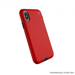 SPECK Presidio PRO Heavy Duty Tough Case For iPhone XS MAX  6.5'  RED