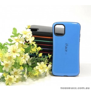 IfaceMall  Anti-Shock Case for iPhone 11 6.1'  Blue