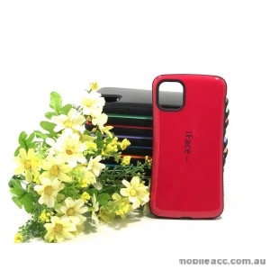 IfaceMall  Anti-Shock Case for iPhone 11 6.1'  Red