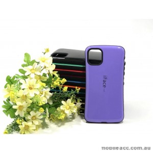 IfaceMall  Anti-Shock Case for iPhone 11 6.1'  Purple