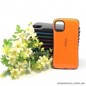 IfaceMall  Anti-Shock Case for iPhone 11 6.1'  Orange