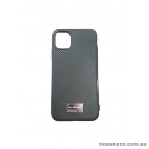 Genuine MOLAN CANO Jelline Bumper Back Case For iPhone11 6.1'  BLK
