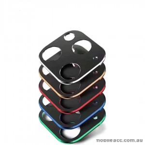 Aluminium Alloy Frame Camera Lens Protector For iPhone11  6.1' Silver