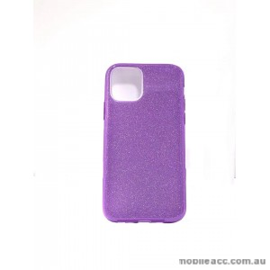 Bling Simmer TPU Gel Case For iPhone 11 6.1 inch  Purple