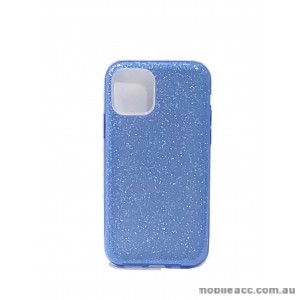 Bling Simmer TPU Gel Case For iPhone 11 6.1 inch  Blue