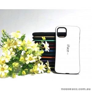 IfaceMall  Anti-Shock Case for iPhone 11 Pro 5.8'  White