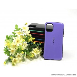 IfaceMall  Anti-Shock Case for iPhone 11 Pro 5.8'  Purple