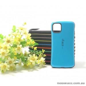 IfaceMall Anti-Shock Case for iphone XI 5.8 '  Aqua