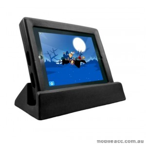 Koosh - Frame & stand for iPad 2/3/4 - Black