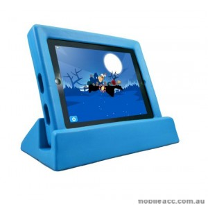 Koosh Frame & Stand for iPad 2/3/4 - Blue