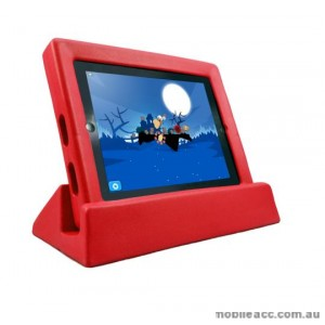 Koosh Frame & Stand for iPad 2/3/4 - Red