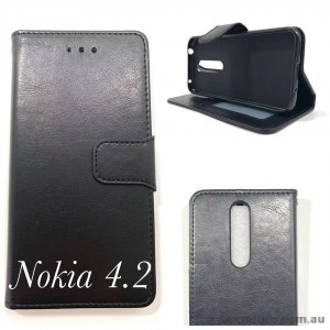 Wallet Pouch  Nokia 4.2 BLK