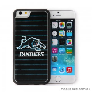 Licensed NRL Penrith Pathers Back Case for iPhone 6/6S - Grunge