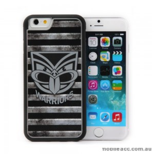 Licensed NRL New Zealand Warriors Back Case for iPhone 6/6S - Grunge